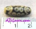 21 Eye dZi Bead / หินทิเบต 21 ตา [021005]