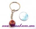 Agate Key Chain / พวงกุญแจอาเกต [07121253]