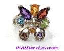 Fancy Stone Ring / แหวนหินแฟนซี [50052]