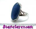 Kyanite Ring/ แหวนคะยาไนต์ [12120035]