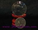 Sphere/Ball Clear Quartz / หินทรงกลมควอตซ์ใส [09026607]