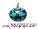 Turquoise Pendant / จี้เทอร์ควอยส์ [08011689]