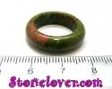 Unakite Ring / แหวนยูนาไคต์  [12119732]