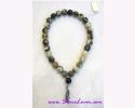 28+1 Beads Mala Agate/สร้อยปะคำ 28+1 เม็ด อาเกต [10370]