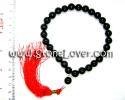 28+1 Beads Obsidian/สร้อยปะคำ 28+1 อ็อบซิเดียน [13121439]
