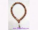 28+1 Beads of Mala Jasper/สร้อยปะคำ 28+1 เม็ด แจสเปอร์ [12590]