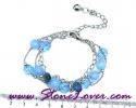 Agate Bracelet / สร้อยข้อมืออาเกต [08033509]