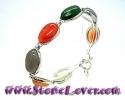 Agate Bracelet / สร้อยข้อมืออาเกต [10078327]