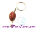 Agate Key Chain / พวงกุญแจอาเกต [07121229]