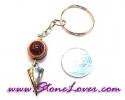 Agate Key Chain / พวงกุญแจอาเกต [07121252]