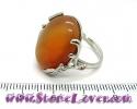 Agate Ring / แหวนอาเกต [10078399]