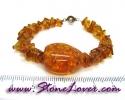 Amber Bracelet / สร้อยข้อมืออำพัน [08064735]