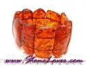 Amber Bracelet / สร้อยข้อมืออำพัน [08044047]