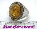 Amber Ring / แหวนอำพัน [12049471]