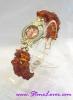 Amber Watch / นาฬิกาข้อมืออำพัน [20651]