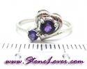 Amethyst Ring / แหวนอเมทิสต์ [09056875]