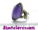 Amethyst Ring / แหวนอเมทิสต์ [12119968]