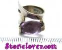 Amethyst Ring / แหวนอเมทิสต์ [12119967]