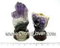 Amethyst Rough Stone / หินธรรมชาติอเมทิสต์ [13040785]