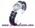 Amethyst Watch / นาฬิกาข้อมืออเมทิสต์ [08106062]