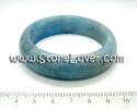 Aquamarine Bangle / กำไลข้อมืออความารีน [13121325]