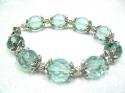 Aquamarine Bracelet / สร้อยข้อมืออความารีน [20405]