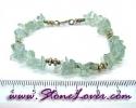 Aquamarine Bracelet / สร้อยข้อมืออความารีน [08064519]