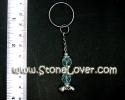 Aquamarine Key Chain / พวงกุญแจอความารีน [13091153