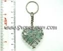 Aquamarine Key Chain / พวงกุญแจ อความารีน [13121286]
