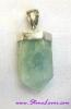 Aquamarine Pendant / จี้อความารีน [30422]