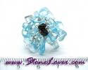 Aquamarine Ring / แหวนอความารีน [08064530]
