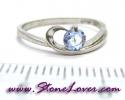 Aquamarine Ring / แหวนอความารีน [09056879]