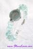 Aquamarine Watch / นาฬิกาข้อมืออความารีน [20450]