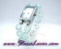 Aquamarine Watch / นาฬิกาข้อมืออความารีน [08106059]