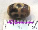 Big Man Form dZi Bead / หินทิเบตผู้สูงศักดิ์ (คนดี) [00B003]