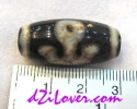 Big Man Form dZi Bead / หินทิเบตผู้สูงศักดิ์ (คนดี) [00B007]