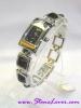 Black Spinel Watch / นาฬิกาข้อมือนิล [24452]