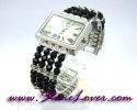 Black Spinel Watch / นาฬิกาข้อมือนิล [09056713]