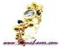 Black Spinel Watch / นาฬิกาข้อมือนิล [08106088]