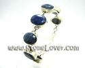 Blue Sapphire Bracelet / สร้อยข้อมือไพลิน [13061037]