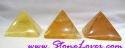 Calcite Pyramid / หินทรงปิรามิดแคลไซต์ [71481]