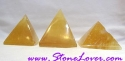 Calcite Pyramid / หินทรงปิรามิดแคลไซต์ [71482]