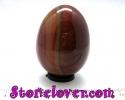 Carnelian Egg Shape / หินทรงไข่คาร์เนเลียน [12119755]