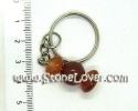 Carnelian Key Chain / พวงกุญแจคาร์เนเลี่ยน  [13091258]