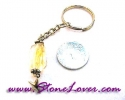 Citrine Key Chain / พวงกุญแจซิทริน [07121244]