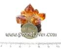 Citrine Rough Stone / หินธรรมชาติซิทริน [13040781]