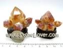 Citrine Rough Stone / หินธรรมชาติซิทริน [13040782]