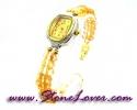 Citrine Watch / นาฬิกาข้อมือซิทริน [08106068]