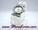 Clear Quartz Watch / นาฬิกาข้อมือควอตซ์ใส [08106074]
