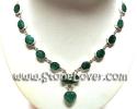 Emerald Necklace / สร้อยคอมรกต [13061068]